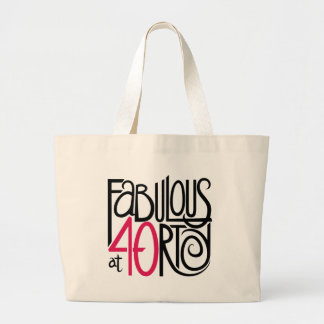 Fabulous at 40rty Bag