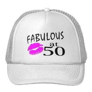 Fabulous at 50 hat