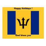 fabulous barbados post cards