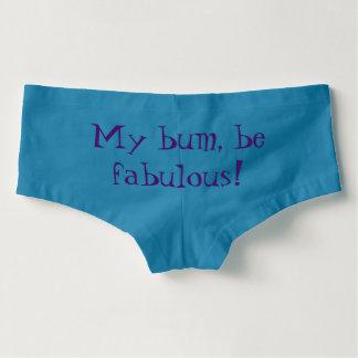 Fabulous Bum Panties! Boyshorts