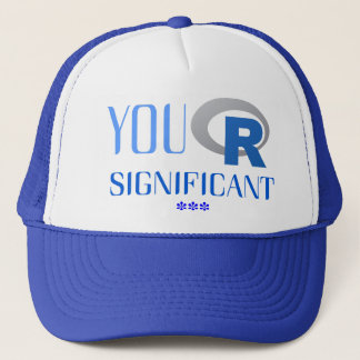 "Fabulous cap of You ""R"" Significant"