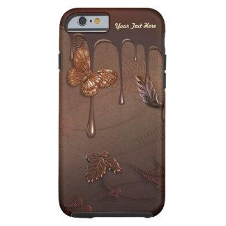Fabulous Chocolate Ice Cream Melt iPhone 6 Case Tough iPhone 6 Case