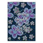 Fabulous Daughter Birthday! Greeting Card