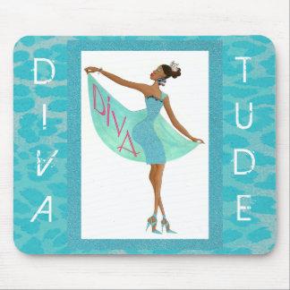 Fabulous Diva mousepad
