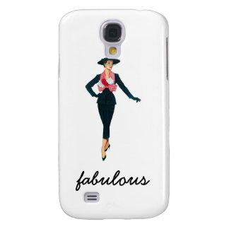 Fabulous fashionista galaxy s4 case