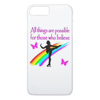 FABULOUS FIGURE SKATER iPhone 7 PLUS CASE