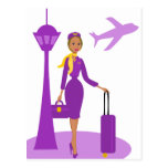 Fabulous Flight Attendant