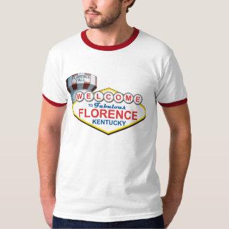 Fabulous Florence Ringer T T-Shirt