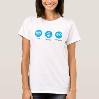 Fabulous Forty T-Shirt