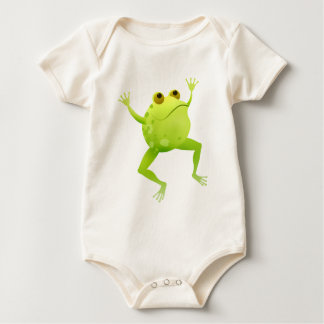 Fabulous Frog infant shirts