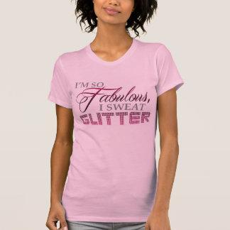 Fabulous Glitter T Shirts