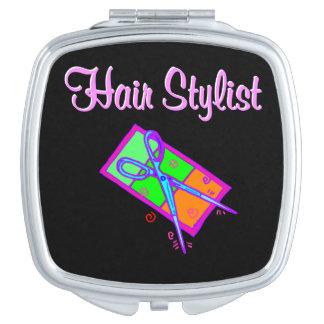 FABULOUS HAIR STYLIST HAIR CUT DESIGN TRAVEL MIRRORS