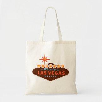 Fabulous Las Vegas Budget Tote Bag
