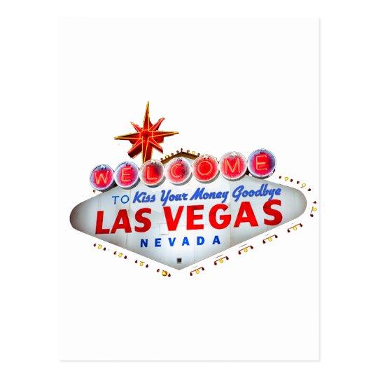 Fabulous Las Vegas Postcard