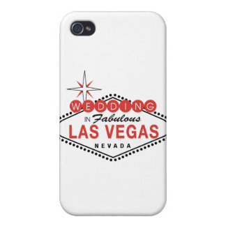 Fabulous Las Vegas Wedding Template Customizable Cover For iPhone 4
