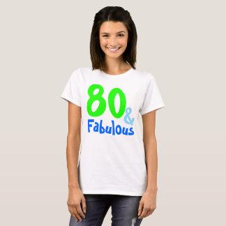 Fabulous Neon Birthday T-Shirt
