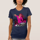 Fabulous Pink Lady DJ T-Shirt
