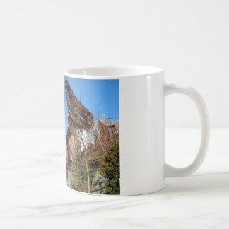 Fabulous Reflections in New York Coffee Mug