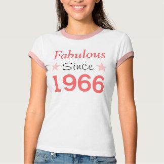 Fabulous Since 1966 Shirt