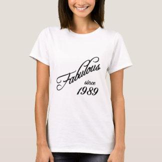 Fabulous since 1989 T-Shirt