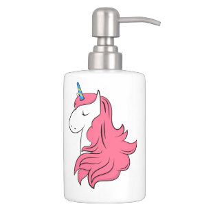 Fabulous Unicorn Bathroom Set