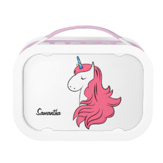 Fabulous Unicorn Lunch Box