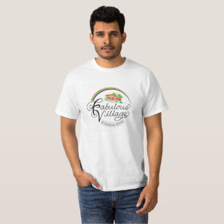 Fabulous Village Ecological Resort Logo T-Shirt