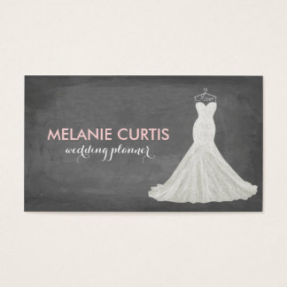Fabulous Wedding Gown Chalkboard