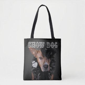 Fabulously Fashionable Tote Bag
