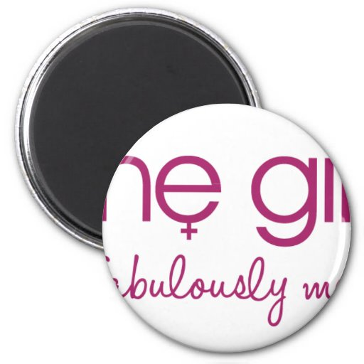 Fabulously Me Magnets