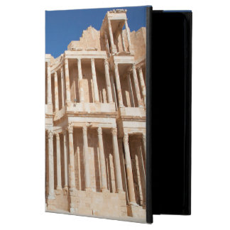 Facade And Stage Of Roman Amphitheater iPad Air Case