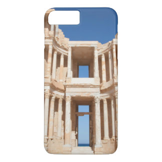 Facade And Stage Of Roman Amphitheater iPhone 8 Plus/7 Plus Case