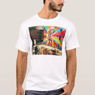 Facade Graffiti T-Shirt