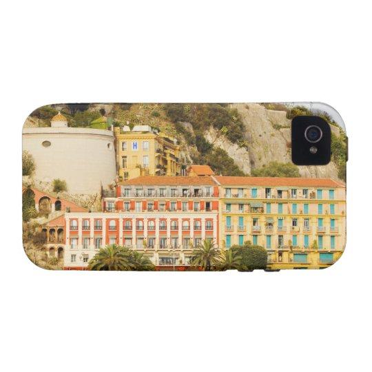 Facade of a building, Colline Du Chateau, La Vibe iPhone 4 Cover