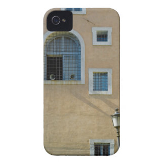 Facade of building in Rome, Italy iPhone 4 Case