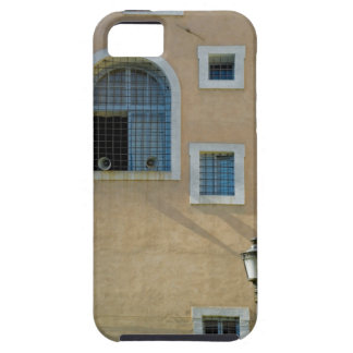 Facade of building in Rome, Italy iPhone 5 Case