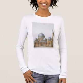 Facade of Kahrije Dzamissi, the Church of the Savi Long Sleeve T-Shirt