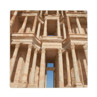 Facade Of Roman Amphitheater, Sabratha Wood Coaster
