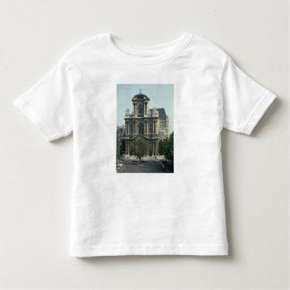 Facade of the Church of Saint-Gervais Toddler T-Shirt