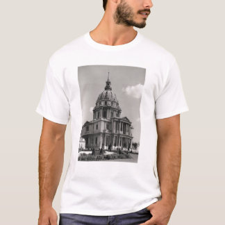 Facade of the Church of St. Louis T-Shirt