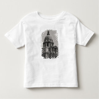 Facade of the Church of St. Louis Toddler T-Shirt
