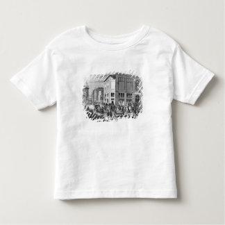 Facade of the Hotel Drouot, Paris, c.1852 (engravi Toddler T-Shirt