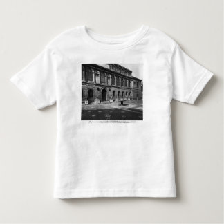Facade of the library toddler T-Shirt