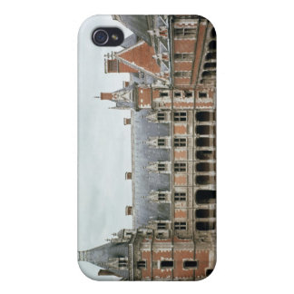 Facade of the Louis XII Wing, 1498-1503 Covers For iPhone 4