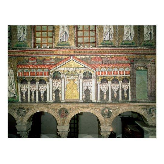 Facade of the Palazzo di Teodorico, 527-99 Postcard