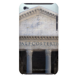 Facade of the Pantheon in Rome, Italy. iPod Touch Case-Mate Case