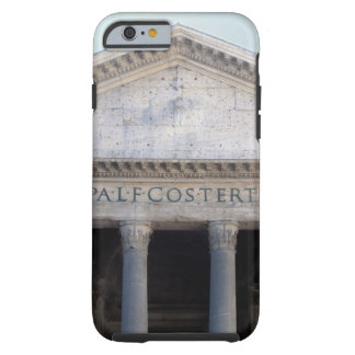 Facade of the Pantheon in Rome, Italy. Tough iPhone 6 Case