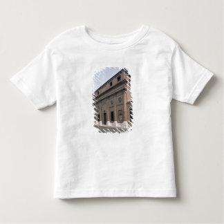Facade of the Teatro Accademico (photo) Toddler T-Shirt
