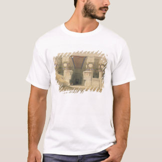 Facade of the Temple of Hathor T-Shirt