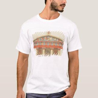 Facade of the Temple of Jupiter at Aegina (323-27 T-Shirt